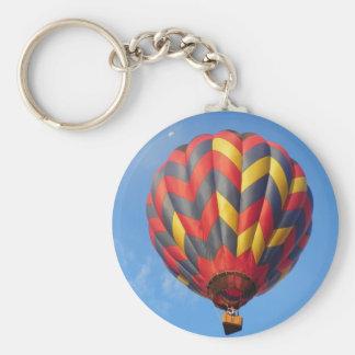 熱気の気球 キーホルダー