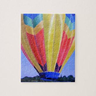 熱気の気球 ジグソーパズル