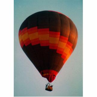 熱気の気球 フォトスカルプチャー
