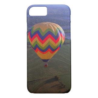 熱気の気球、1985_Classic航空 iPhone 8/7ケース