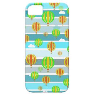 熱気の気球 iPhone SE/5/5s ケース