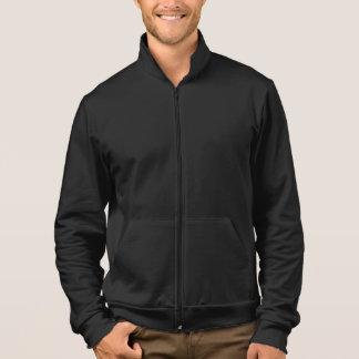 熱波の芸術のフリースのジャケット ジャケット