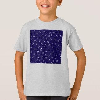 熱狂するいかり Tシャツ