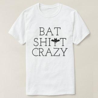 熱狂するなこうもりのワイシャツ Tシャツ