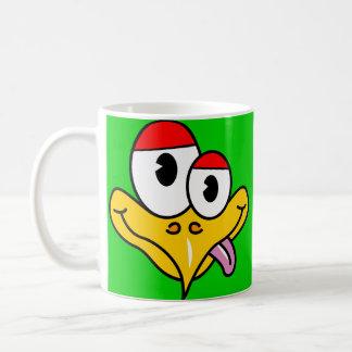 熱狂するなひよこ コーヒーマグカップ