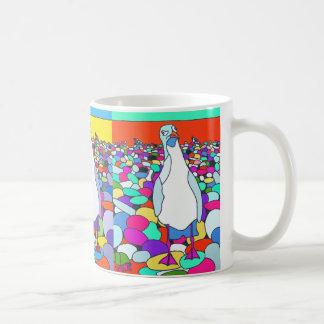 熱狂するなカモメ2 コーヒーマグカップ