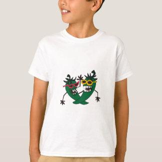 熱狂するなコショウ Tシャツ