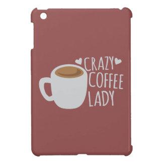 熱狂するなコーヒー女性 iPad MINI CASE