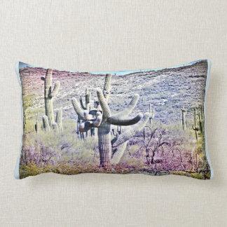 熱狂するなサグアロのカスタムの枕 ランバークッション