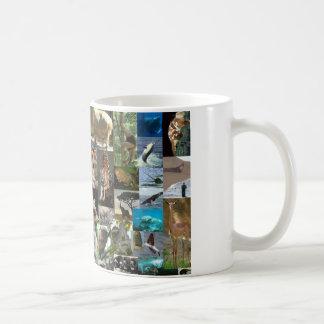 熱狂するなサファリのマグ コーヒーマグカップ