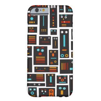 熱狂するなロボット友人のiPhone6ケース Barely There iPhone 6 ケース