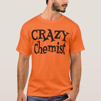 熱狂するな化学者 Tシャツ