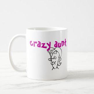 熱狂するな叔母さん コーヒーマグカップ