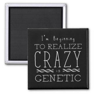 熱狂するな孤児の黒|は遺伝です マグネット