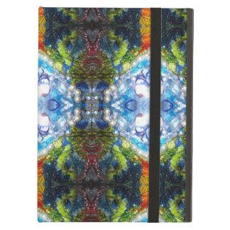 熱狂するな形のcolourfullのipadの場合 iPad airケース