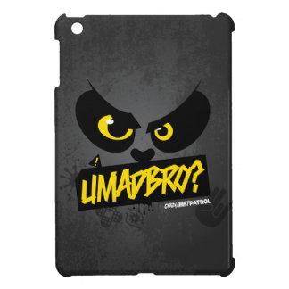 熱狂するな漂流のパトロール- UMADBROか。 (黄色) iPad MINI カバー