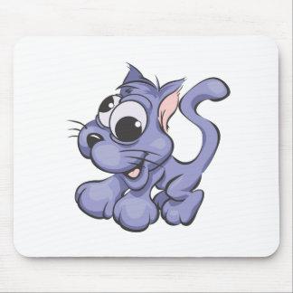 熱狂するな猫 マウスパッド