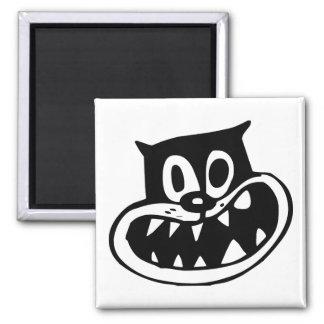 熱狂するな猫 マグネット