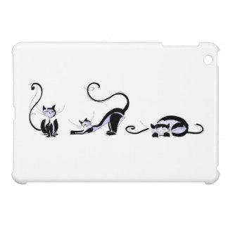 熱狂するな猫 iPad MINI カバー