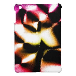 熱狂するな色のiPadの場合 iPad Miniケース
