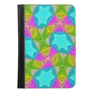 熱狂するな色パターン iPad MINIケース
