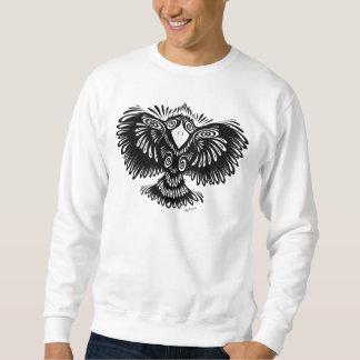 熱狂するな鳥 スウェットシャツ