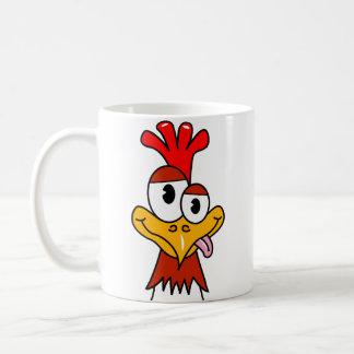 熱狂するな鶏 コーヒーマグカップ