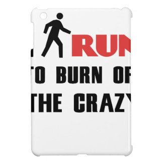 熱狂するの燃焼させる台無しになることおよび健康、 iPad MINIケース
