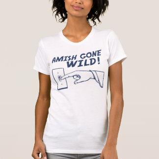 熱狂するアマン派! Tシャツ