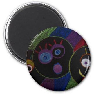 熱狂する磁石を感情を表に出して下さい マグネット