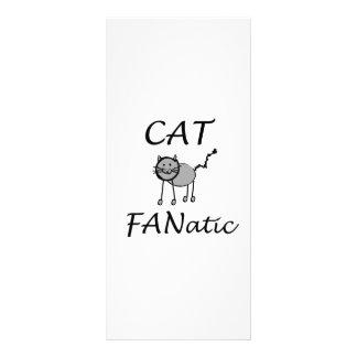 熱狂的な猫 ラックカード