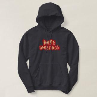 熱狂的なWazzockおもしろいなイギリスの侮辱のフード付きスウェットシャツ パーカ