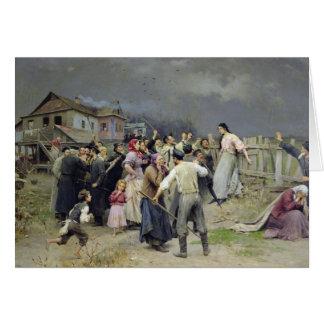 熱狂1899年の犠牲者 カード