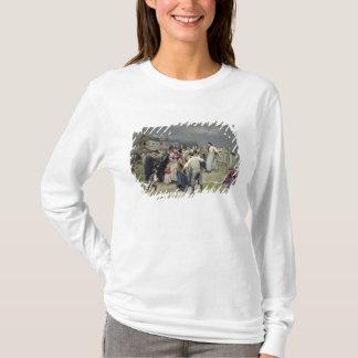 熱狂1899年の犠牲者 Tシャツ