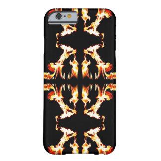 燃えて海賊 BARELY THERE iPhone 6 ケース