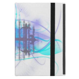 燃えるような精神の十字 iPad MINI ケース