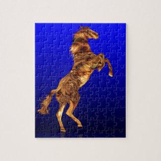 燃えるような馬の精神、ギフト ジグソーパズル