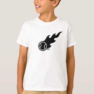 燃えるエースのテニス Tシャツ