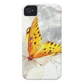 燃える蝶 Case-Mate iPhone 4 ケース
