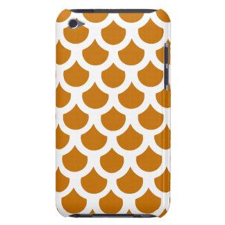 燃やされたオレンジ魚スケール2 Case-Mate iPod TOUCH ケース