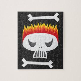 燃やされたパズル ジグソーパズル