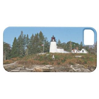 燃やされた島の灯台、メインのiPhoneの場合5/5s iPhone SE/5/5s ケース