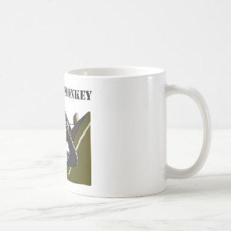 燃料庫猿 コーヒーマグカップ