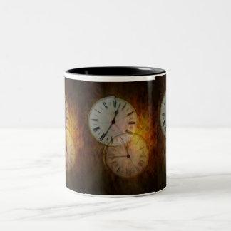 燃焼時間 ツートーンマグカップ
