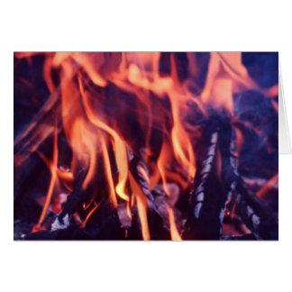 燃焼 カード