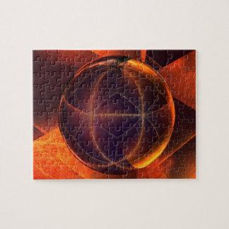 燃焼 ジグソーパズル