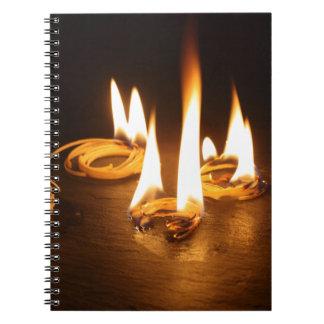 燃焼Kindlings ノートブック