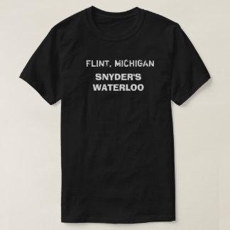 燧石の水のSnyderのスキャンダル Tシャツ