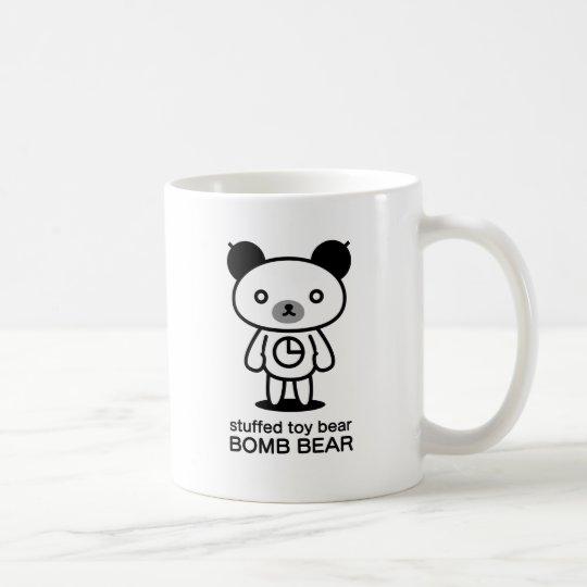 爆弾クマ コーヒーマグカップ