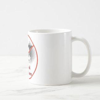 爆心地点のモスク無し コーヒーマグカップ